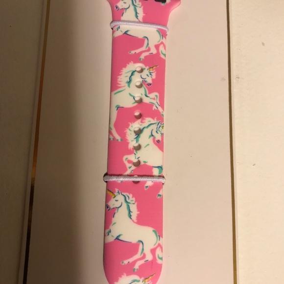 Simply southern unicorn Apple Watch band 38/42